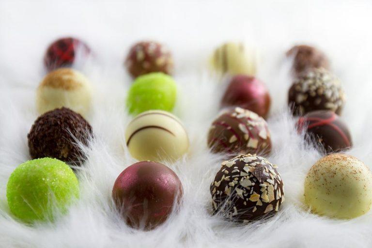 Zastanów się jakie słodycze lubisz