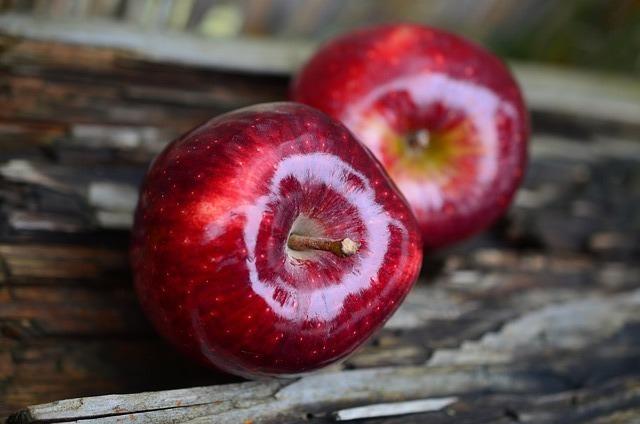 Bezpieczne przechowanie jabłek przez zimę